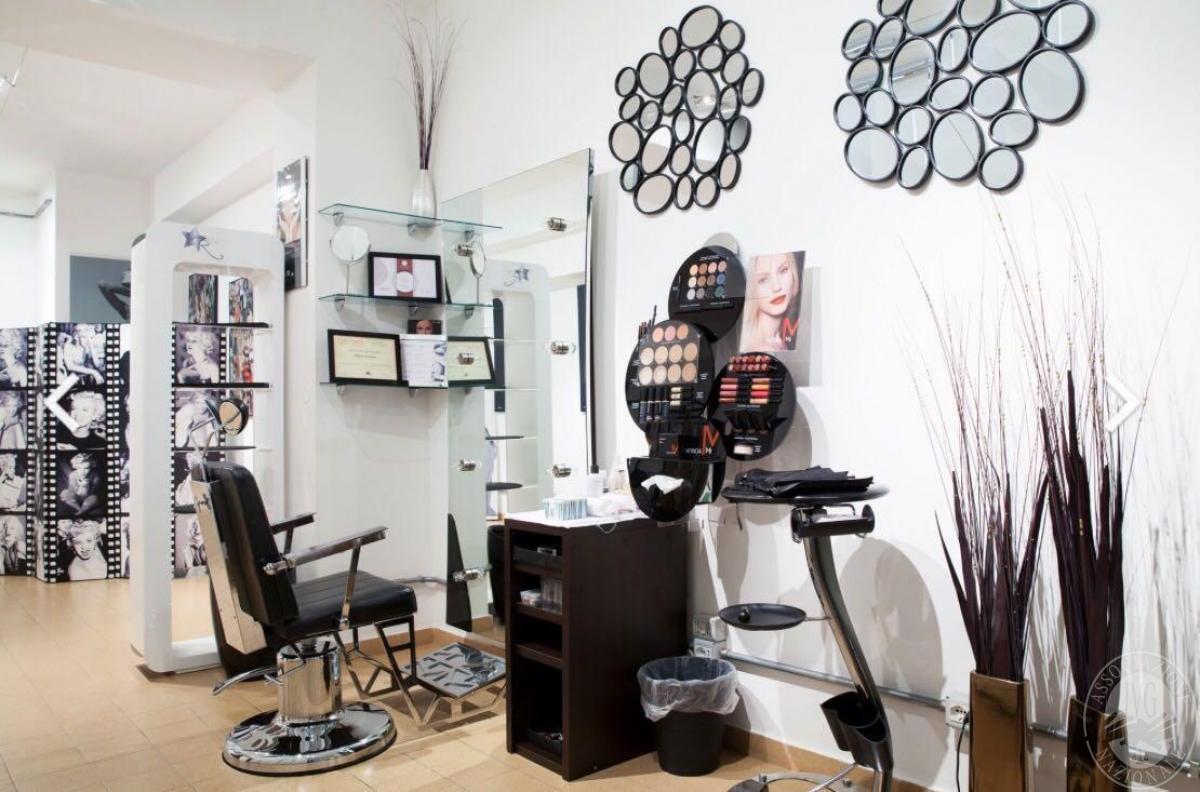 Arredo e attrezzature per centro estetico e parrucchieri
