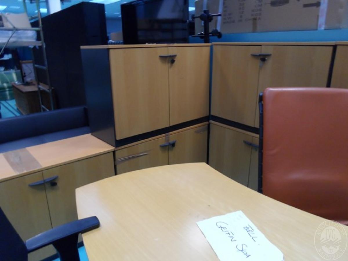 Fall geifin spa n arredo ufficio completo scrivanie