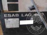 Immagine di saldatrice esab lag 400 matr. 700-837-748 senza bombola