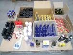 Lotto di additivi vari, spray lubrificanti, sigillanti e olio per moto ecc.. (lotto 44)