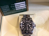 Rolex GMT master 2 serie V289177/black