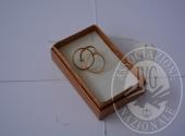 3 fedi, 1 braccialetto in oro, 1 anello