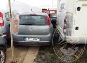LOTTO COMPOSTO DA AUTOVETTURA FIAT PUNTO TG. LI-S7077