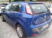 AUTOVETTURA FIAT PUNTO TG. ED456YL   IMM.2010 cil. 1248 GASOLIO PROVV. LIBR. CIRC. E CDP  km. 134500