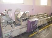 CP Sagsa Srl n. 54/2016 - Centro di lavoro, centri di produzione automatici, impianto di verniciatura completo, pressa eccentrica Bullcom, imballatrice Sotemapack