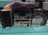 Fall. Myavalon Srl n. 165/2018 - Complesso di attrezzature elettroniche, apparati di rete e strumentazione tecnica per post produzione video