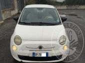 AUTOVETTURA FIAT 500 TARGATA DP78... (BENE C/O LA SEDE I.V.G. DI SASSARI)