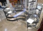 Tavolo in cristallo  - vendita a prezzi ribassati