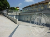 Fall. Lot 2:1 garage BALBER IMMOBILIARE SRL-fg. 5, detail 1111, sub. 9, located in Calamandrana (AT), Via Roma 84