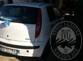 AUTOVETTURA FIAT PUNTO TG. BW507MV