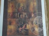 Fall. Parco Visconti Borromeo Srl n. 575/2015 - 538 litografie su carta 50 x 70 (8 soggetti) a firma Ambrosino