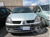 AUTOVETTURA RENAULT CLIO, TARGATO CR *** ** ,