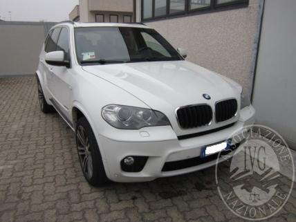 Autovettura BMW modello NEW X5  XDRIVE30D